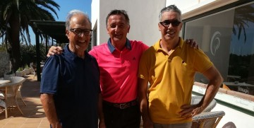 Enhorabuena a Pedro Botella, Ganador Absoluto del Match Play Costa Teguise Golf 2017