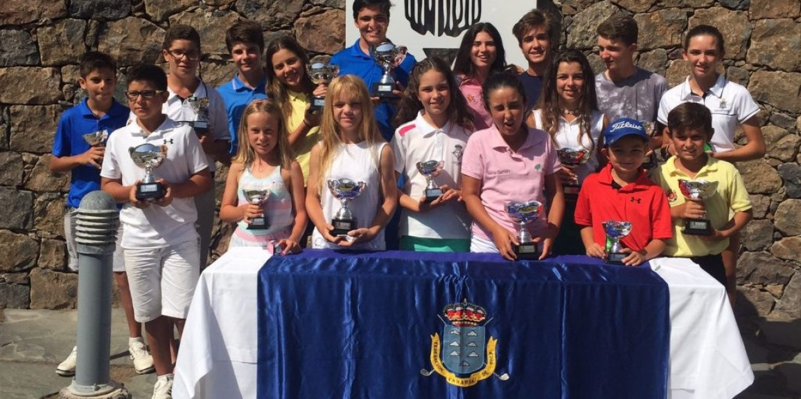 Congratulations to our new Champions of the Canary Islands!