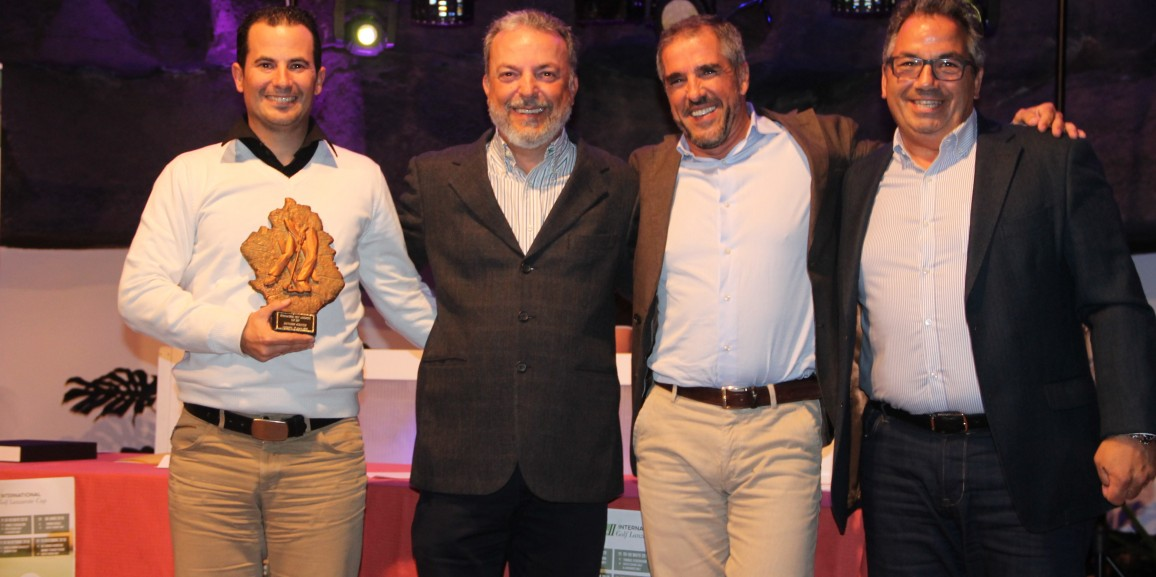 Great Success of the 1st International Golf Lanzarote Cup Edition