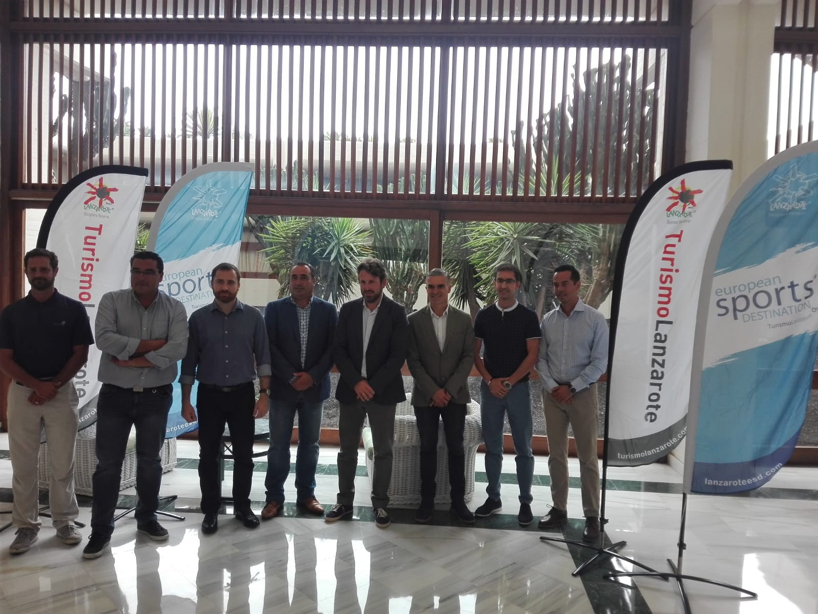 Press Conference for the presentation of the National Final Championship of Gambito Golf