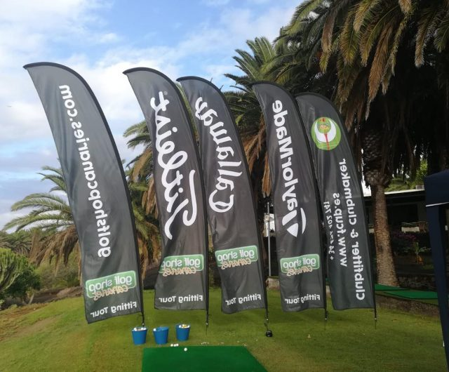 Golf Shop Canaries Fitting in Costa Teguise Golf, Thursday 25th y Friday 26th October 2018