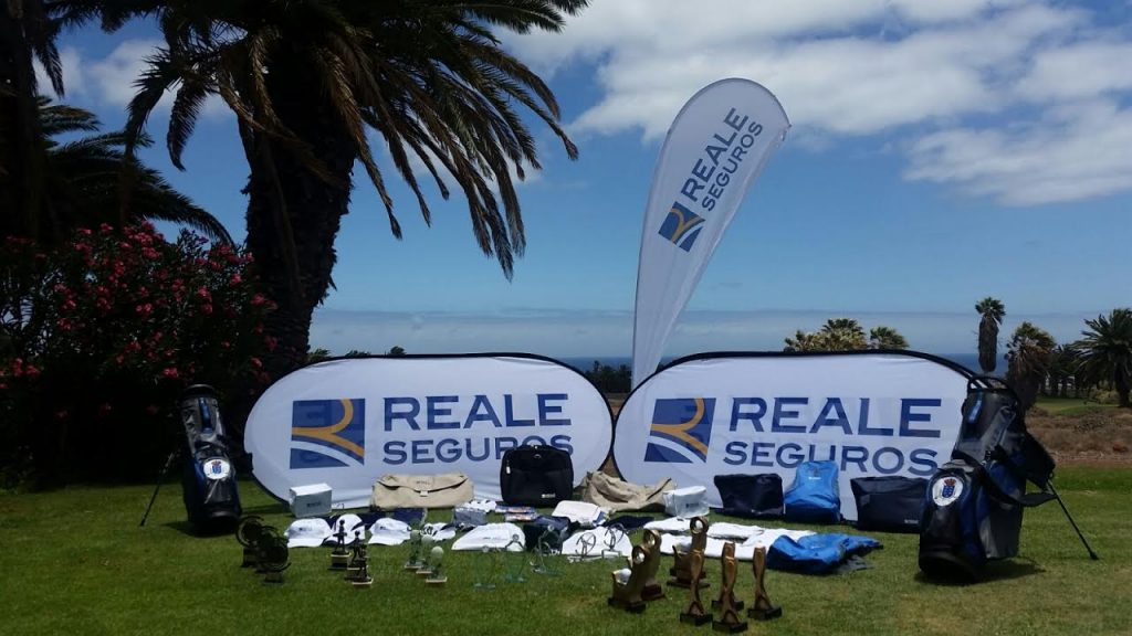 III Reale Seguros Costa Teguise Tournament. Last Qualifying Tournament II International Golf Lanzarote Cup. Saturday, November 17th2018