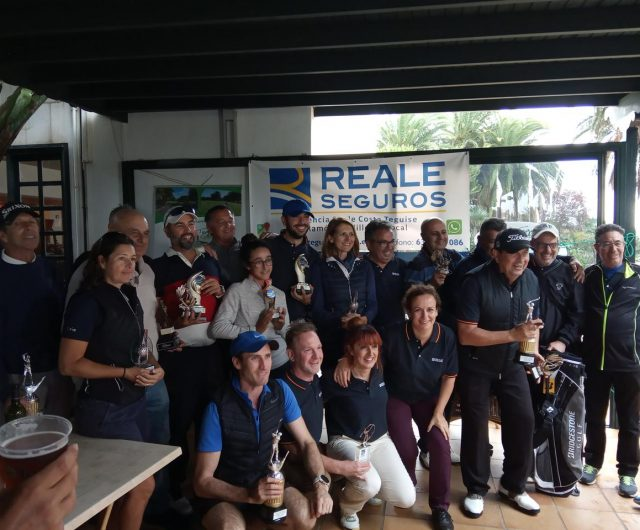 Great atmosphere at the Third Reale Seguros Costa Teguise Tournament