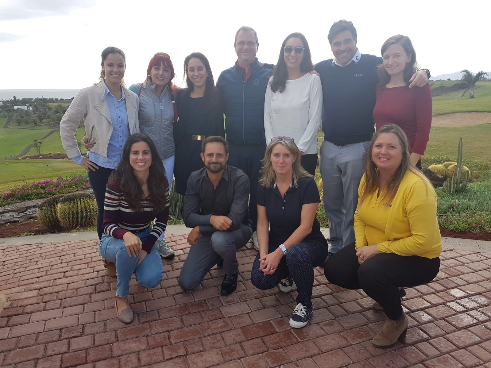 FAM TRIP French Golf Agents from November 22nd to 24th 2018