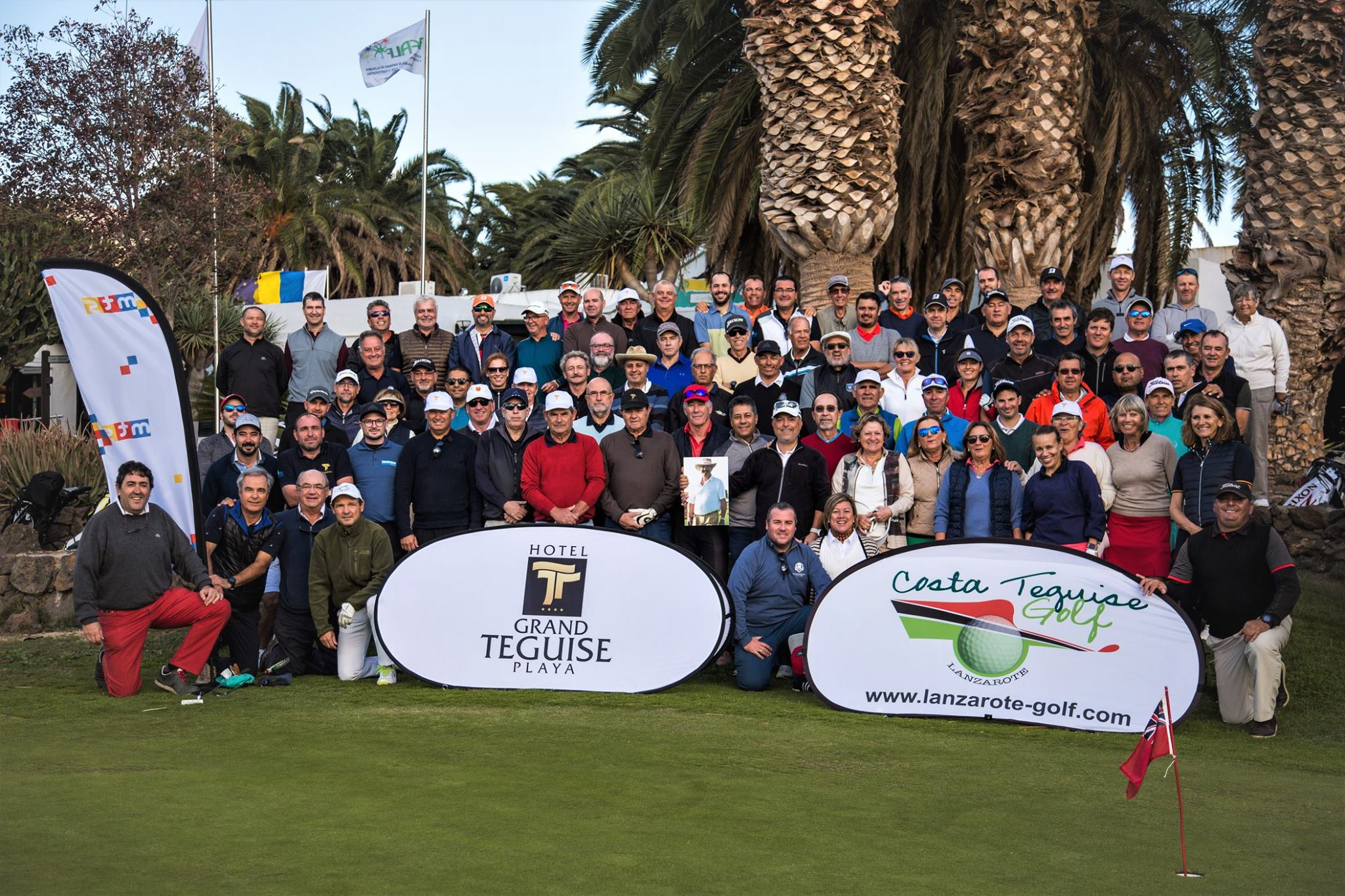 Amazing End for our Tournament Season with the VIII Grand Teguise Playa