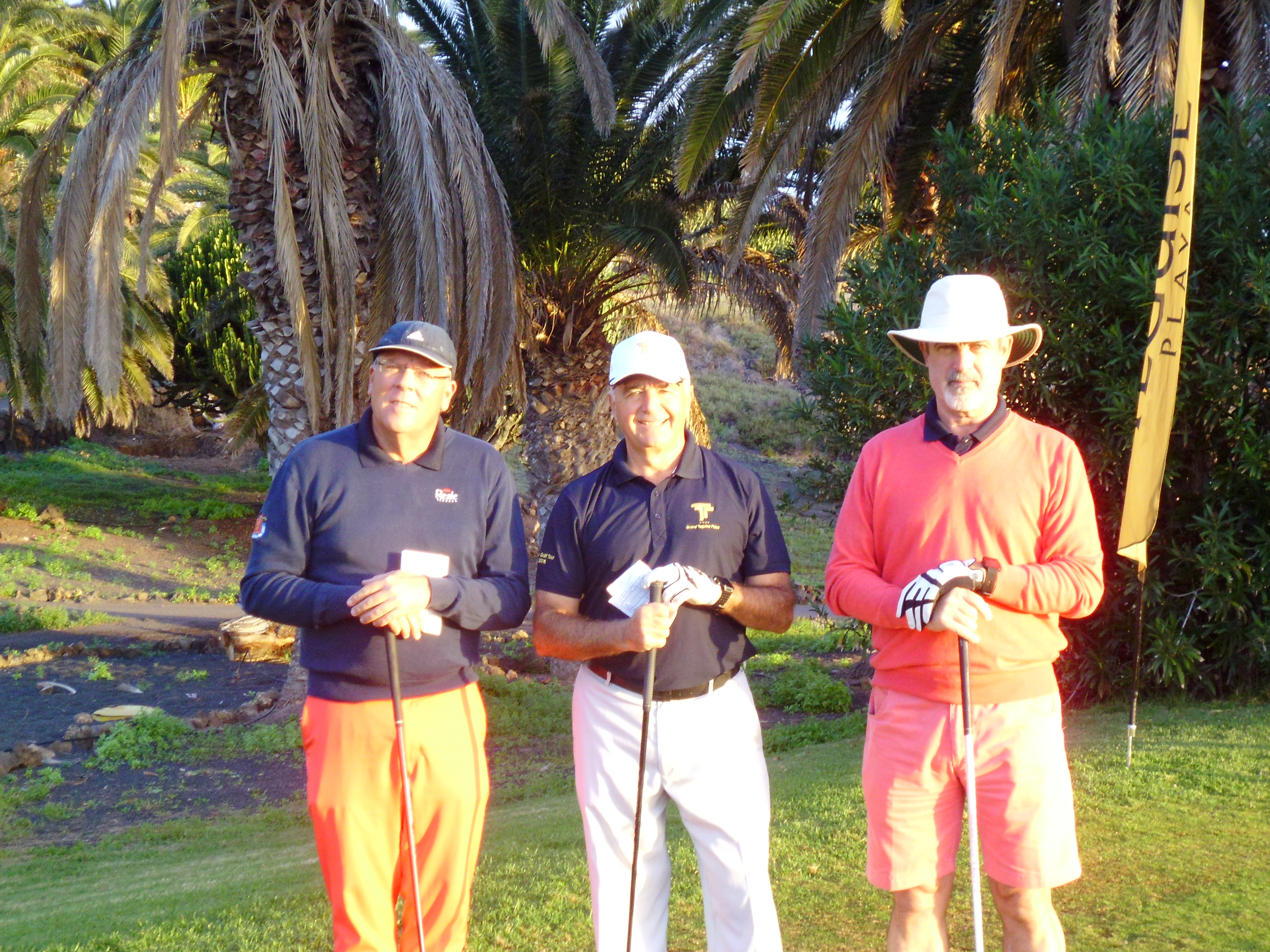 National Final of the Lanzarote Golf Tour, 14th and 15th of December 2018
