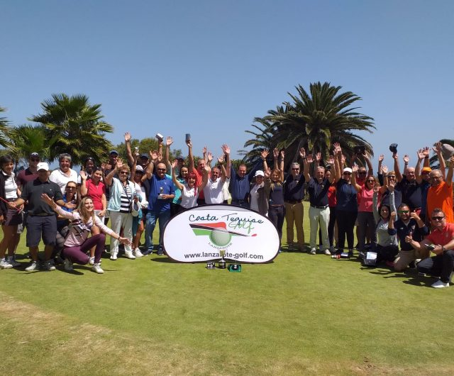 Jornada espectacular de Friends Cup en Costa Teguise Golf