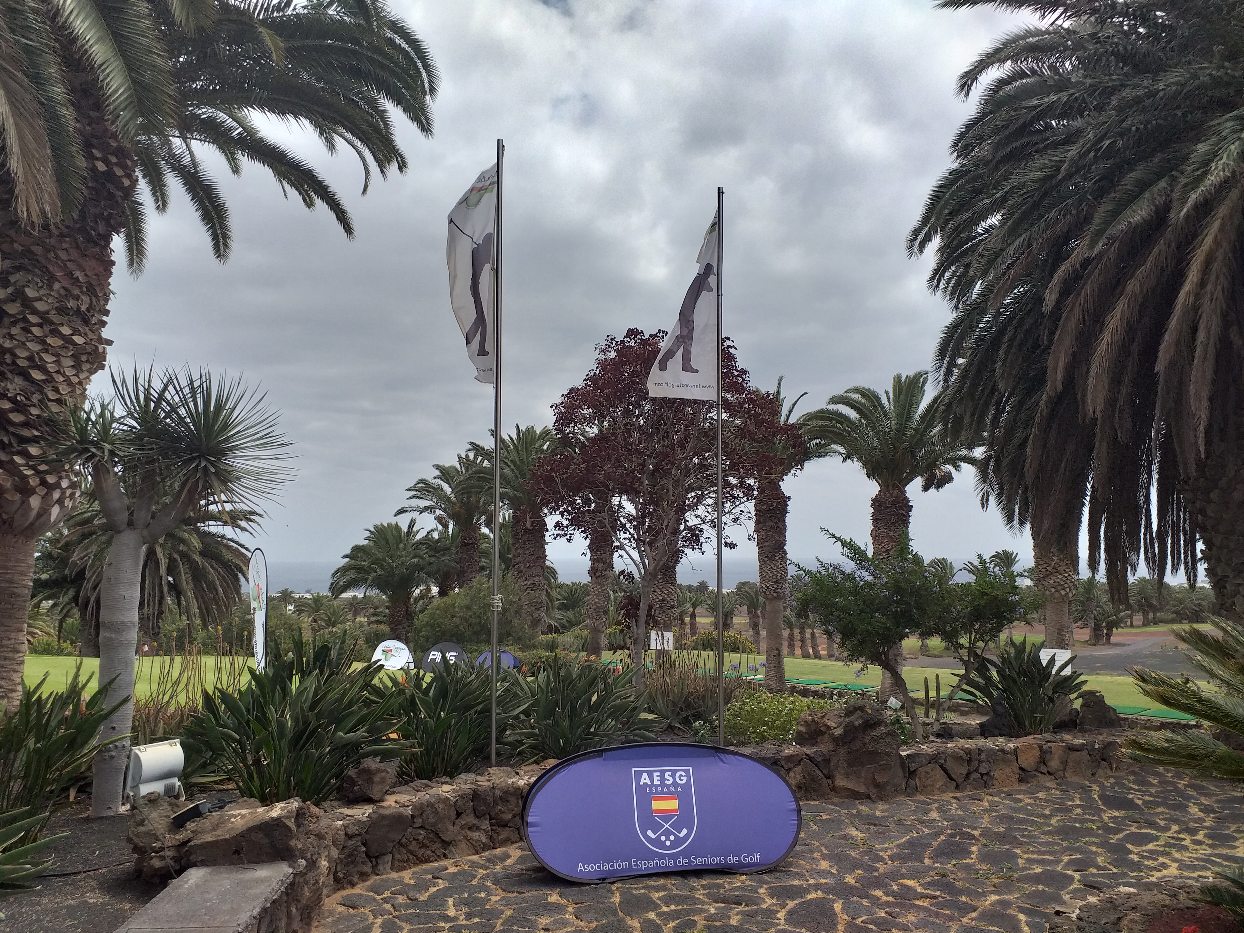 Third Qualifying Tournament AESGOLF National Championship, 4th and 5th Mayo at Costa Teguise Golf